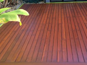Post Deck Restoration