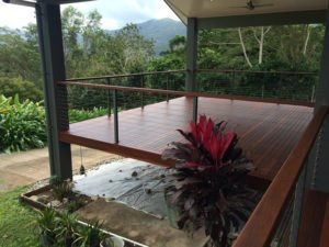 Goldsborough After Verandah Sanding