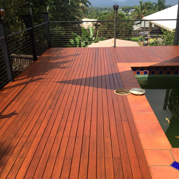 After Pool Deck Restore